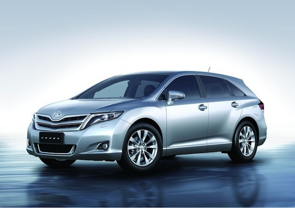 2015 Toyota Venza Pictures Photos Gallery Motorauthority