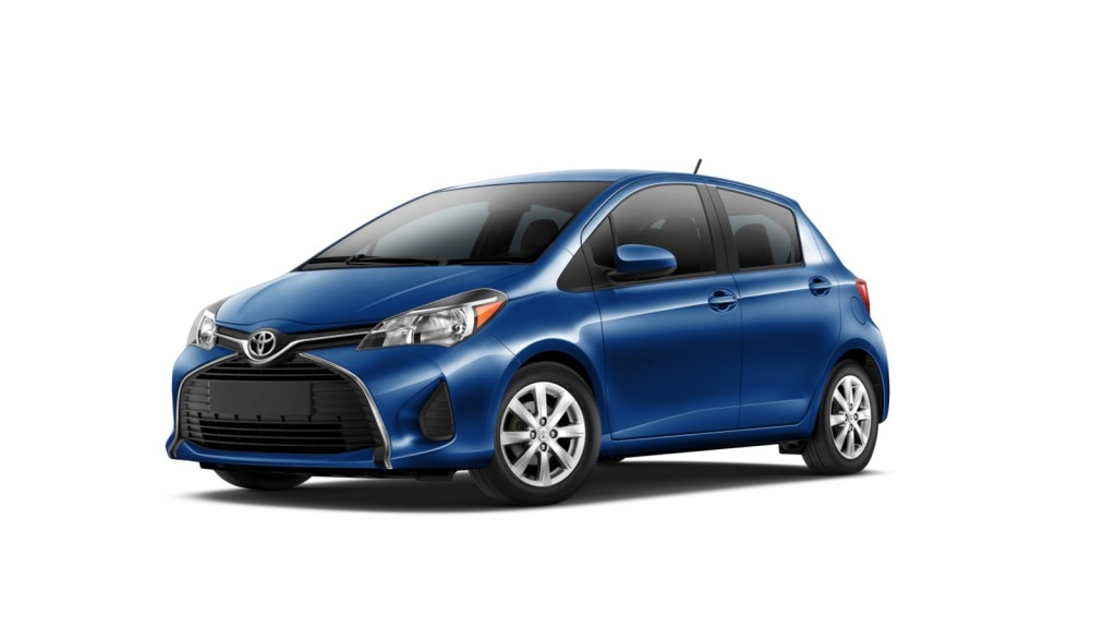 2015 toyota yaris subcompact updated before all new model. Black Bedroom Furniture Sets. Home Design Ideas