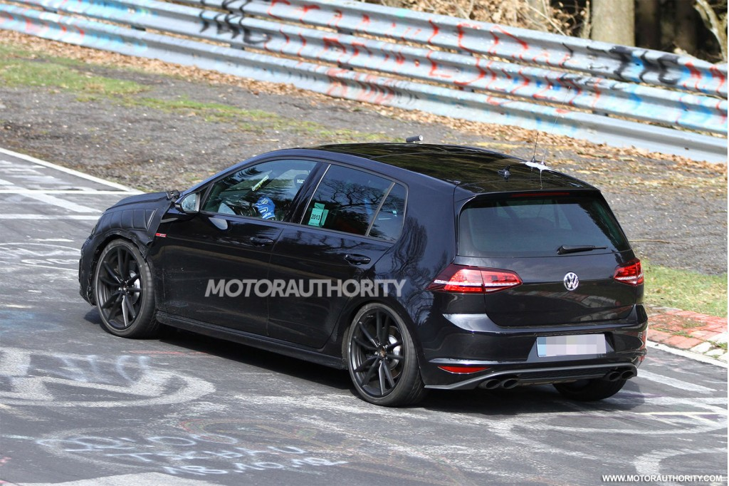 Vw golf r 2014 black
