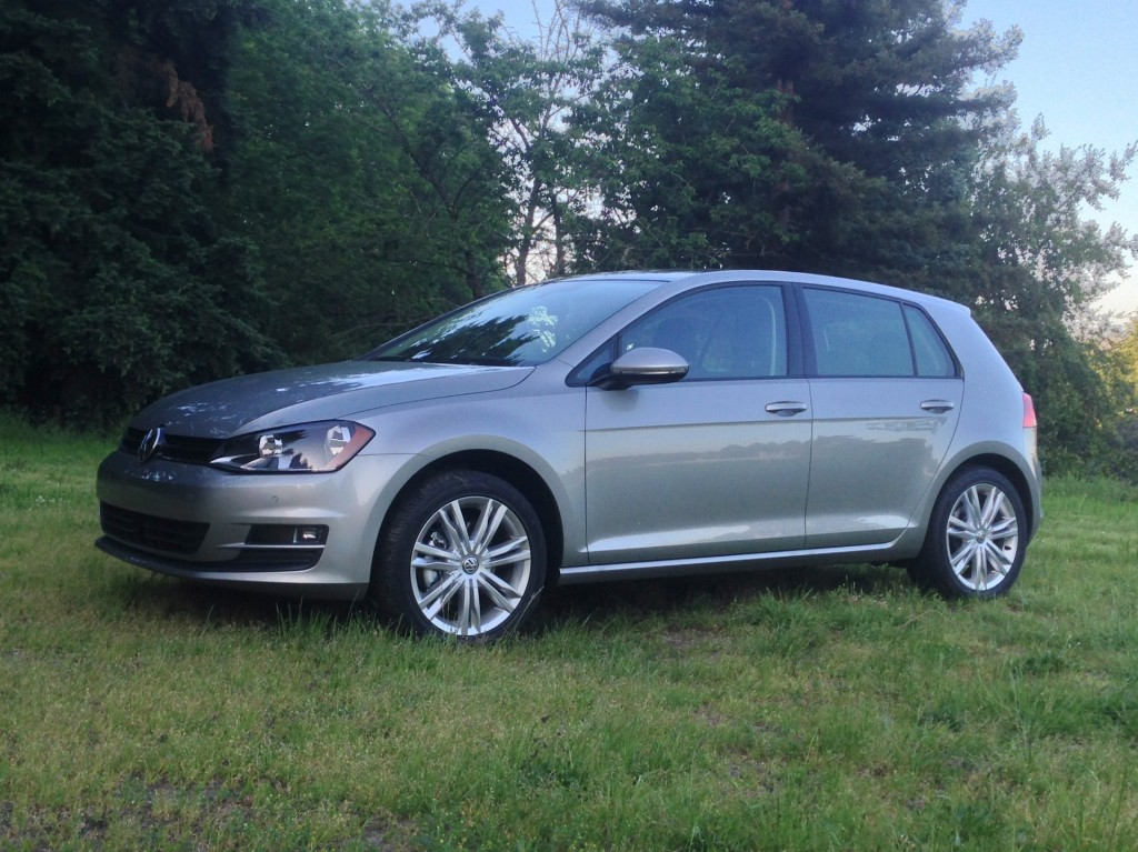 2015 volkswagen golf tdi first drive of all new diesel. Black Bedroom Furniture Sets. Home Design Ideas