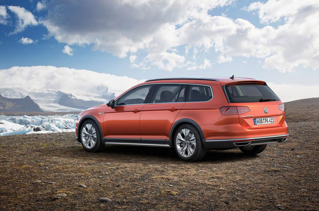 2015 volkswagen passat alltrack debuting at geneva motor show. Black Bedroom Furniture Sets. Home Design Ideas