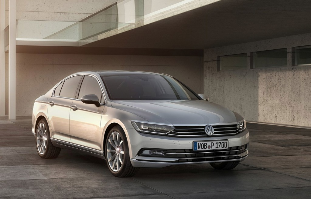 2015 volkswagen passat european spec revealed. Black Bedroom Furniture Sets. Home Design Ideas