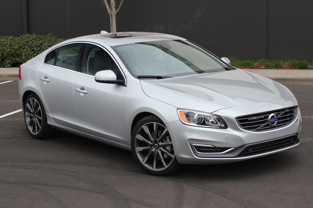 2015 volvo s60 t6 drive e quick spin. Black Bedroom Furniture Sets. Home Design Ideas