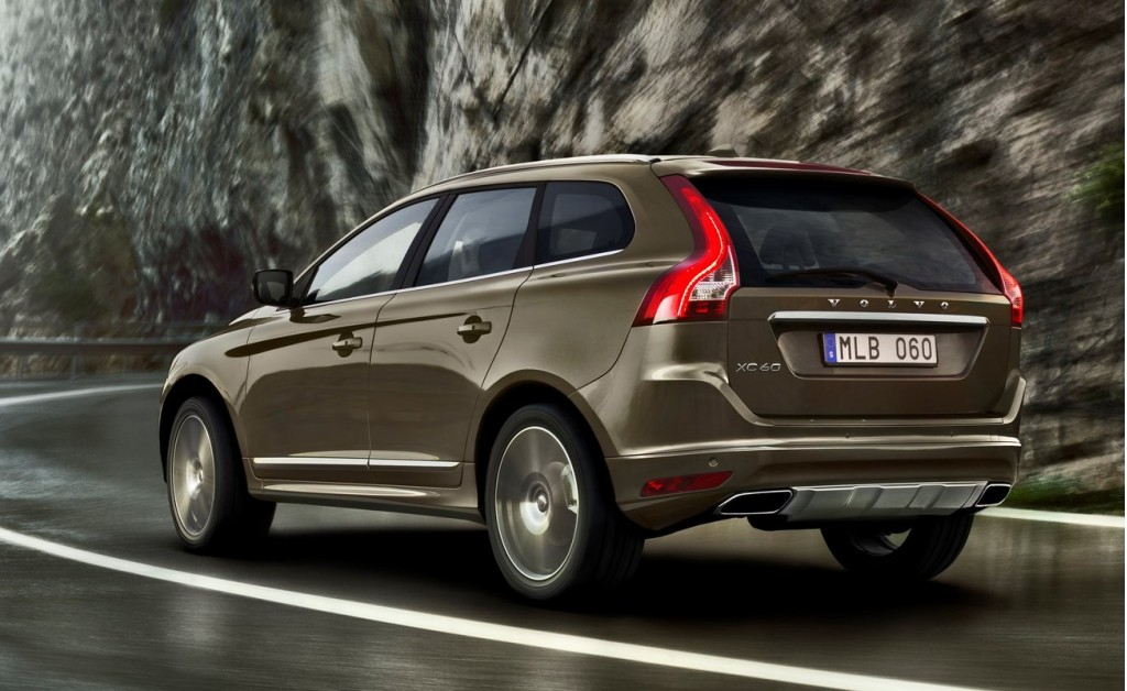 2015 Volvo XC60 Pictures/Photos Gallery - MotorAuthority