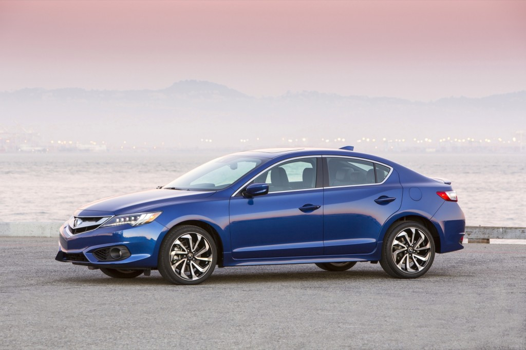 Innovative 2016 Acura ILX First Drive Page 3