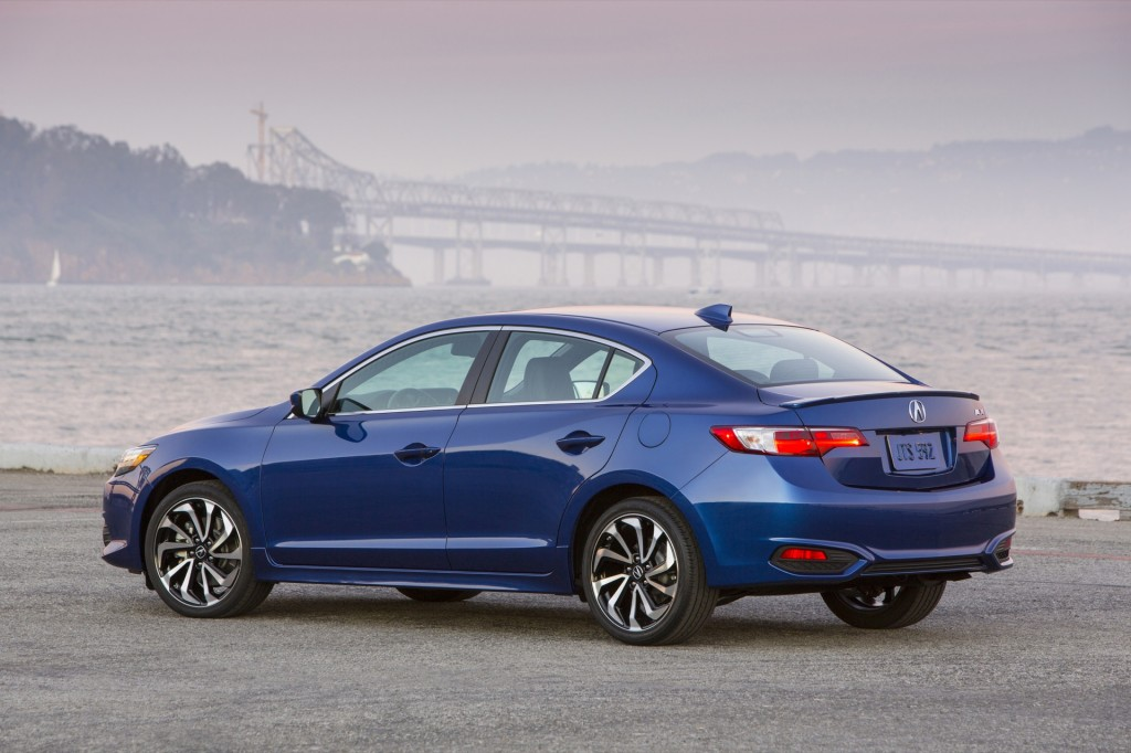 2016 Acura ILX Pictures/Photos Gallery - The Car Connection