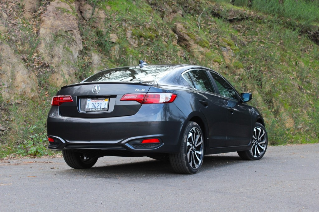 Luxury 2016 Acura ILX Video