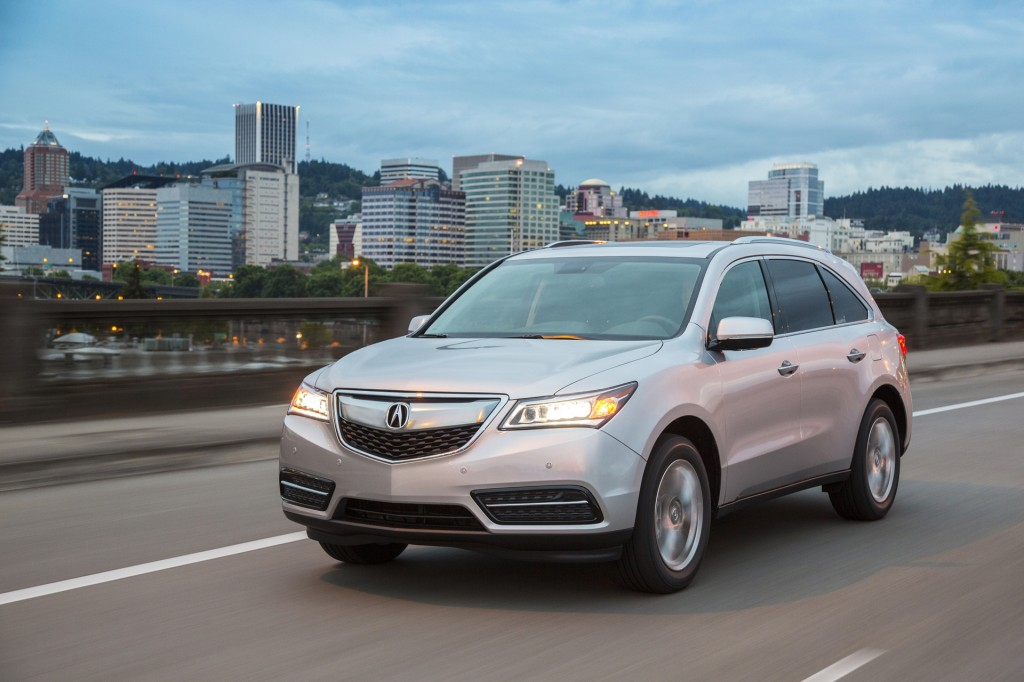 2016 Acura Mdx Pictures Photos Gallery Green Car Reports