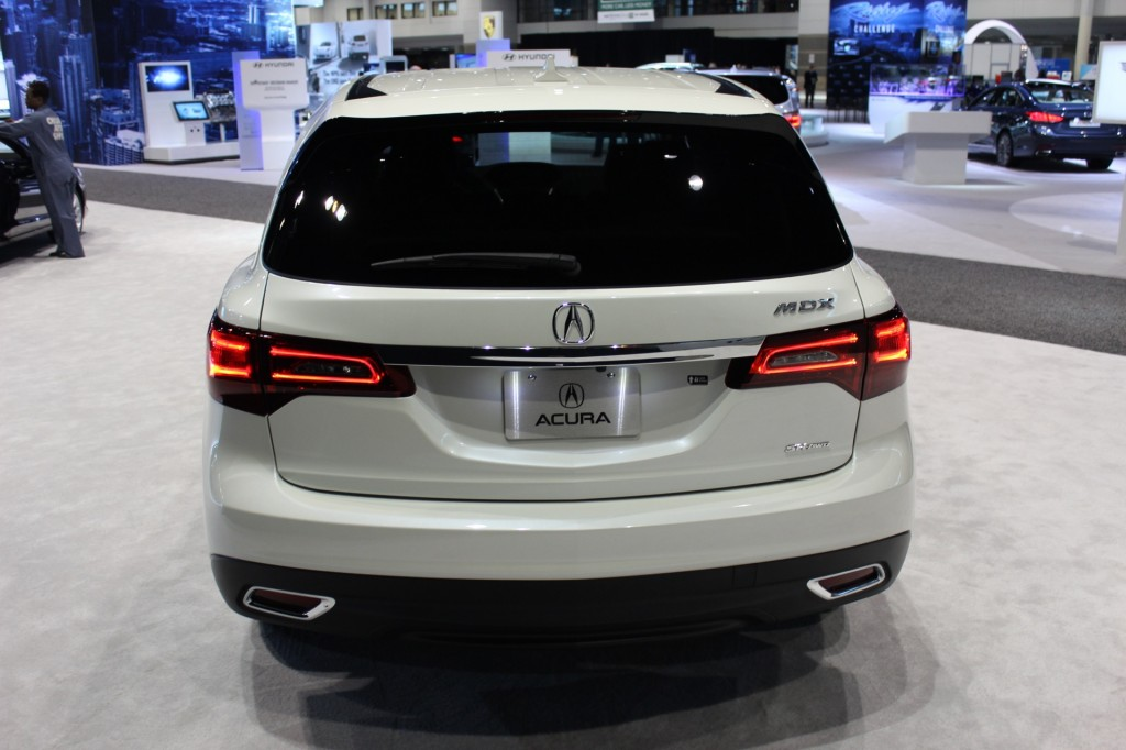 Acura Mdx Reviews Specs Pricing For Acura Mdx Motor | 2016 Car Release ...