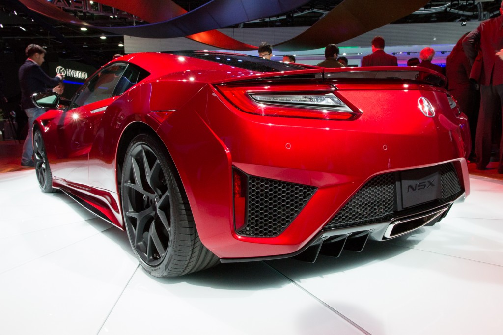 2016 Acura Nsx Live Photos | 2017 - 2018 Best Car Reviews
