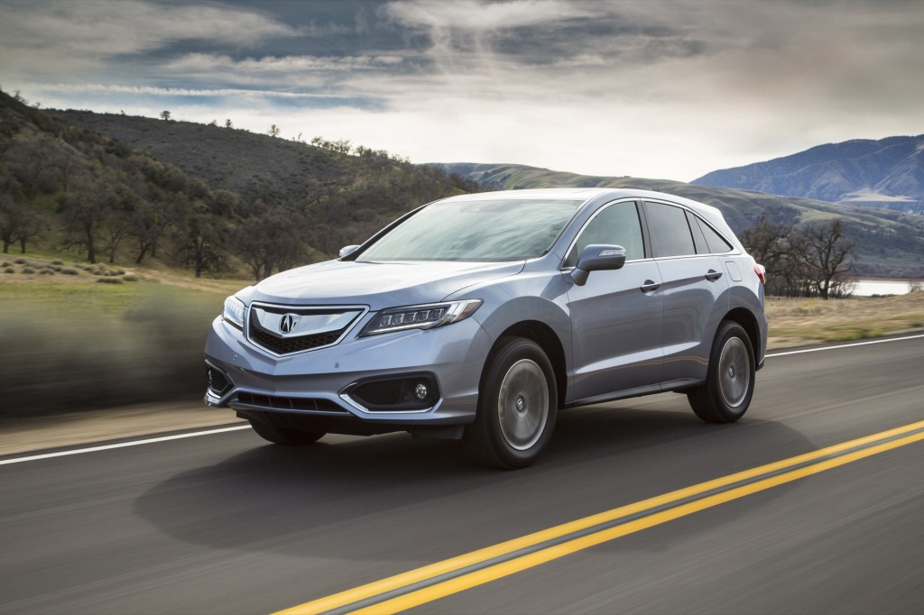 Popular 2016 Acura RDX PicturesPhotos Gallery  Green Car Reports