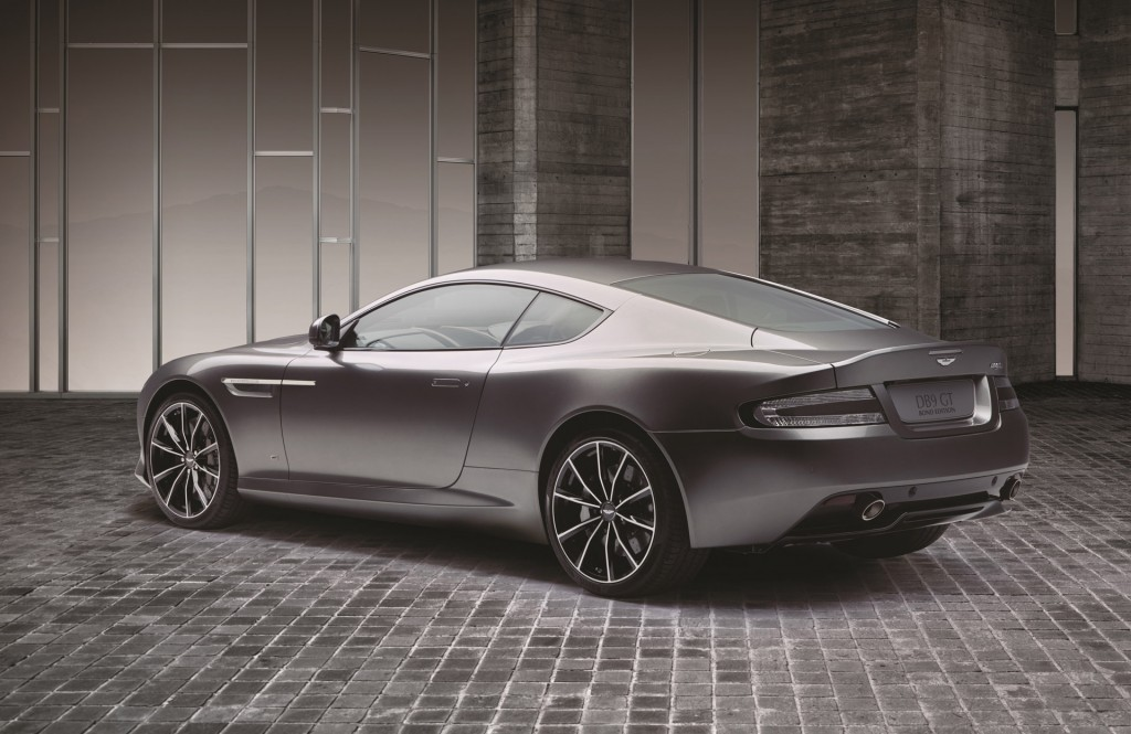 Aston Martin Gears Up For 'Spectre' Launch With DB9 GT ...