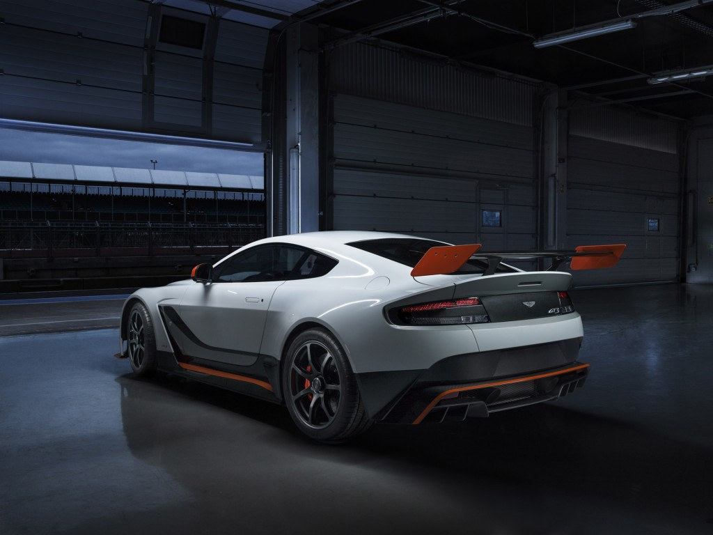 aston martin vantage gt3 road car revealed not coming to u s. Black Bedroom Furniture Sets. Home Design Ideas