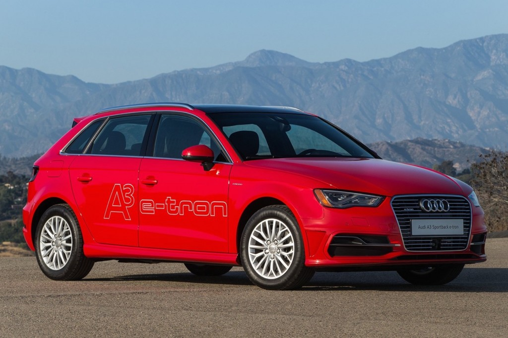 2016 audi a3 e tron sportback priced from 38 825. Black Bedroom Furniture Sets. Home Design Ideas