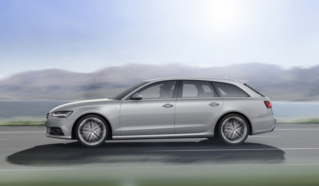 2016 audi a6 and s6 full details live photos and video for Lunghezza audi a6 avant 2016