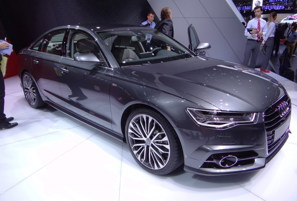 2016 Audi A6 And S6 Full Details Live Photos And Video