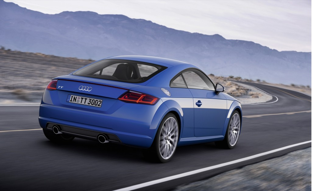 2016 audi tt pictures photos gallery green car reports. Black Bedroom Furniture Sets. Home Design Ideas