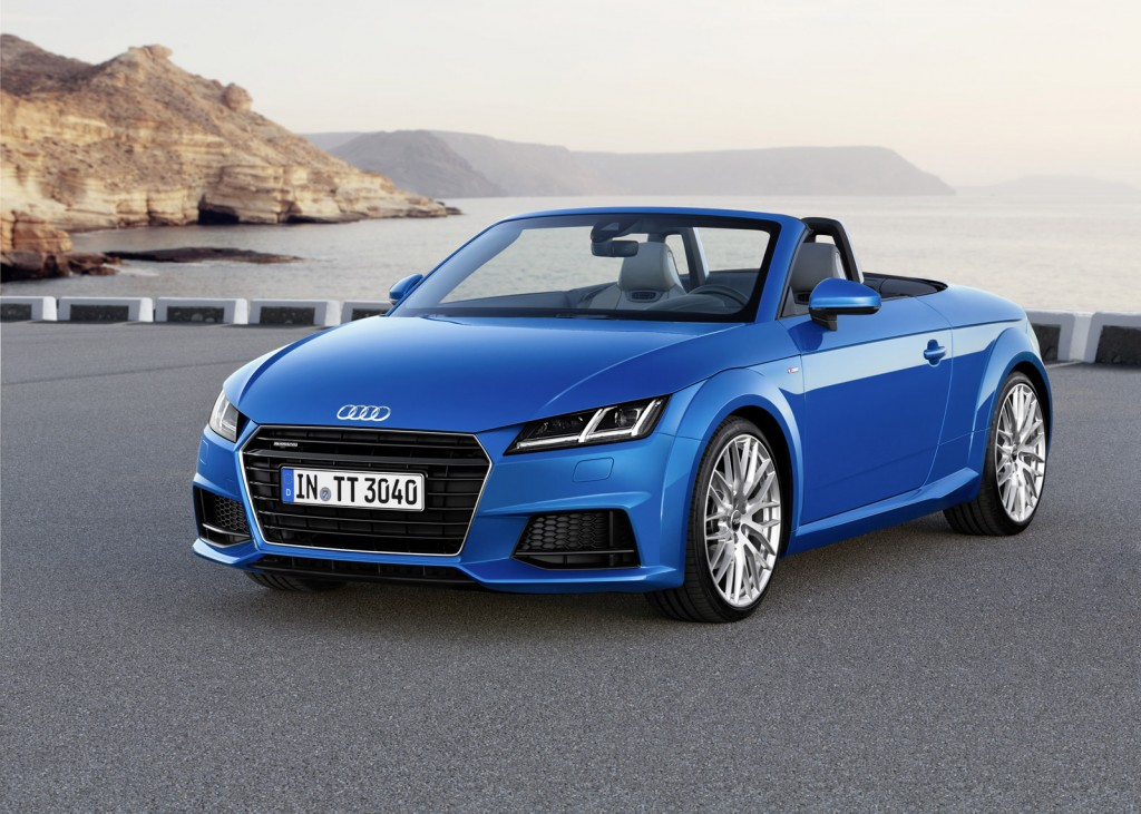 2016 audi tt roadster. Black Bedroom Furniture Sets. Home Design Ideas