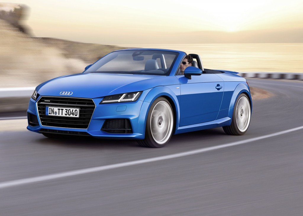 2016 audi tt u s specs revealed. Black Bedroom Furniture Sets. Home Design Ideas