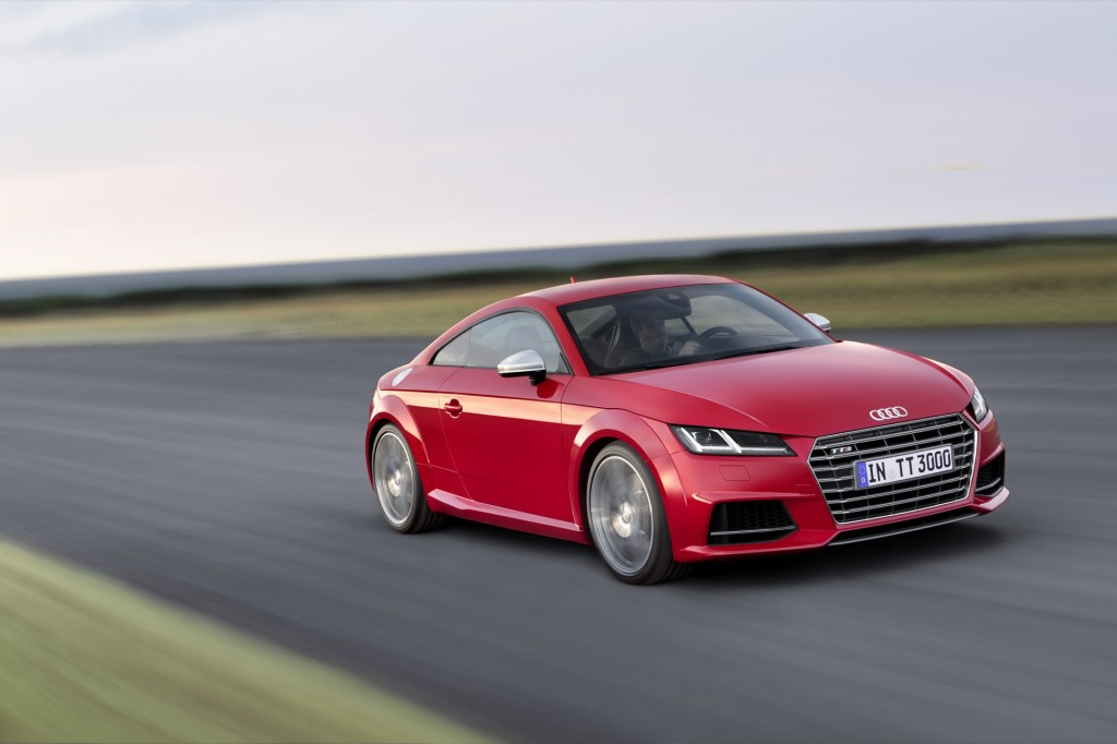 Beautiful 2016 Audi TT The Wizardry That Gives It A SportsCar