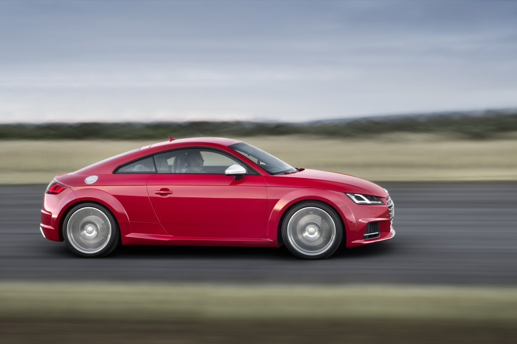 Wonderful 2016 Audi TT The Wizardry That Gives It A SportsCar