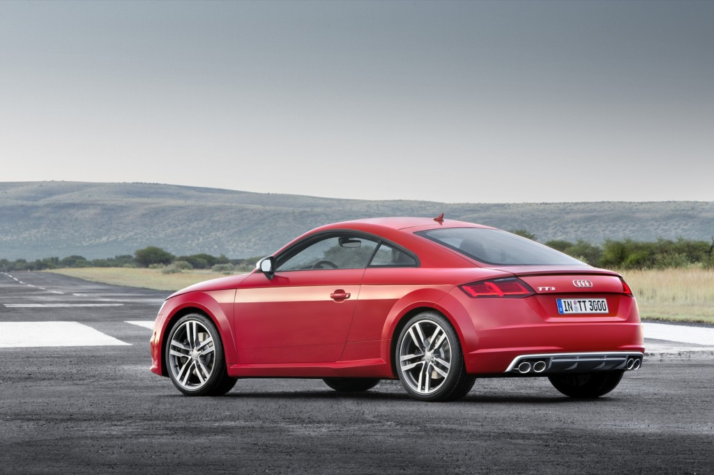 2016 audi tt the wizardry that gives it a sports car. Black Bedroom Furniture Sets. Home Design Ideas