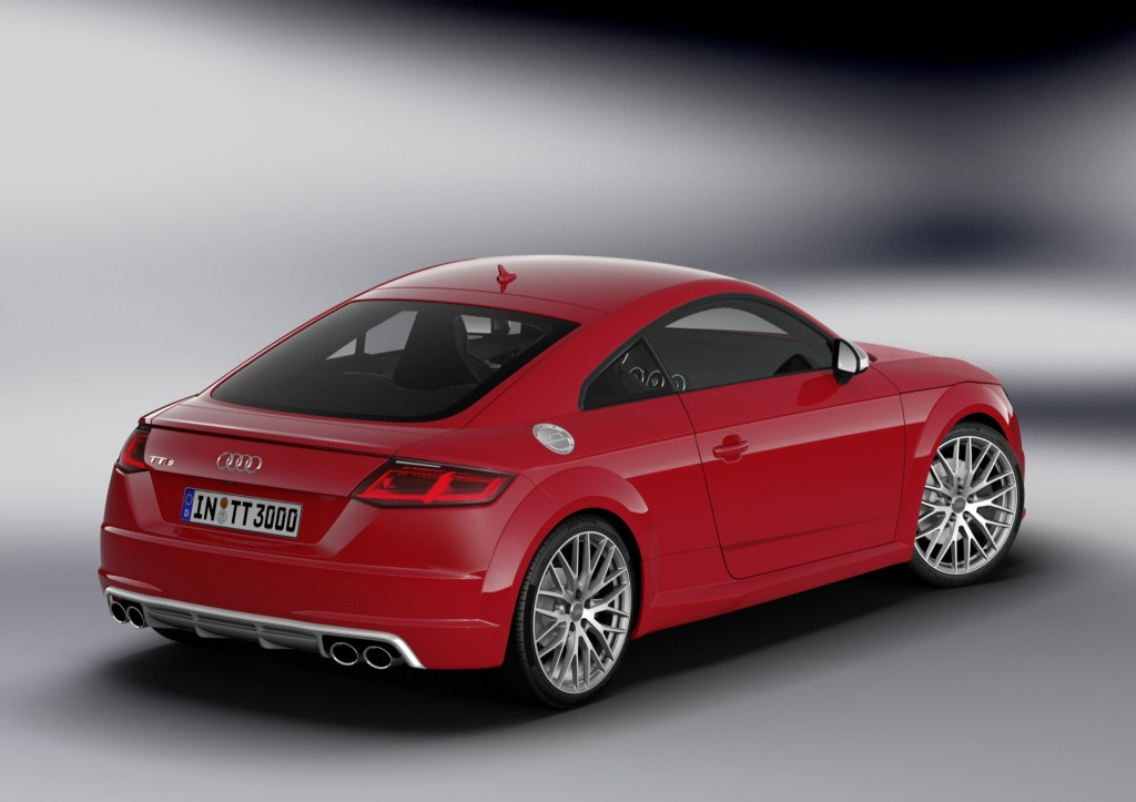 2016 audi tt the wizardry that gives it a sports car soundtrack. Black Bedroom Furniture Sets. Home Design Ideas