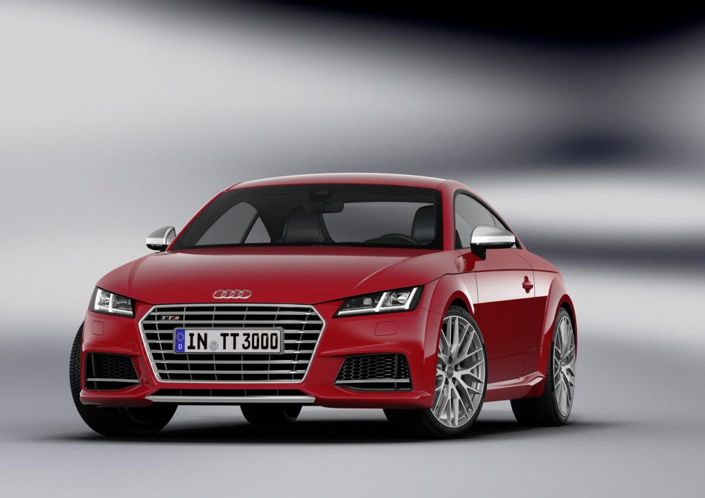 2016 Audi TT: The Wizardry That Gives It A Sports-Car