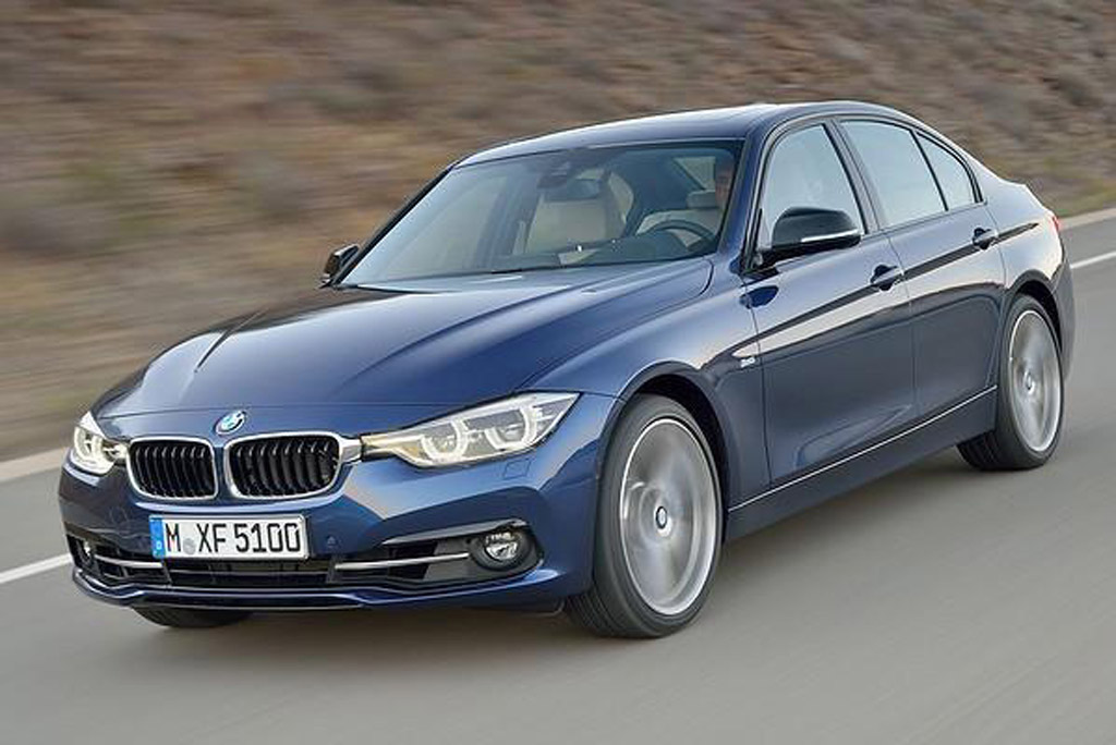 2016 bmw 3 series benefits from significant updates under. Black Bedroom Furniture Sets. Home Design Ideas