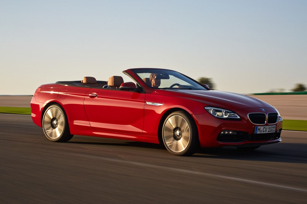 2016 Bmw 6 Series Pictures Photos Gallery Green Car Reports