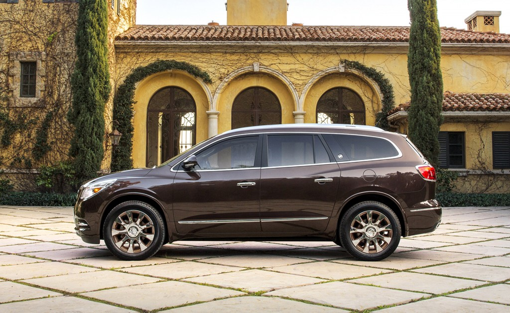 1097466 2016 Buick Enclave Gets Tuscan Edition Trim