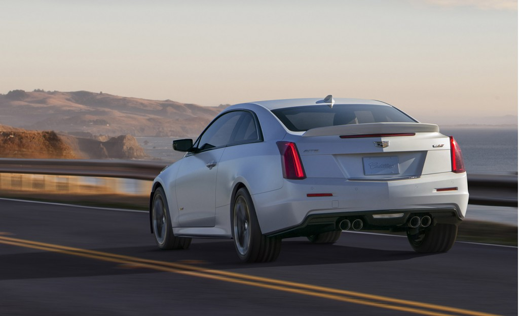 2016 cadillac ats pictures photos gallery green car reports. Black Bedroom Furniture Sets. Home Design Ideas