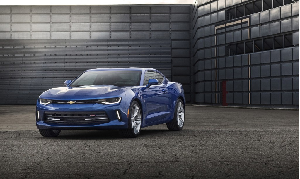 2016 Chevrolet Camaro Loses Weight, Adds Turbo Four For ...