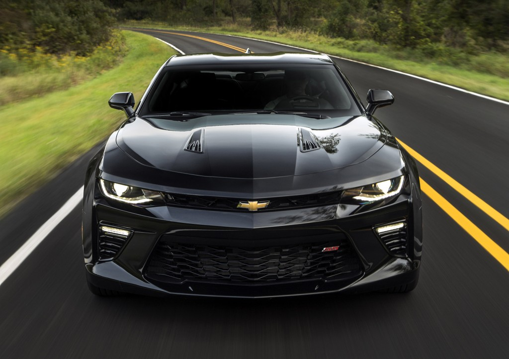 ... Buy 2016 2016 Chevrolet Camaro SS Video Road Test 2016 Chevrolet