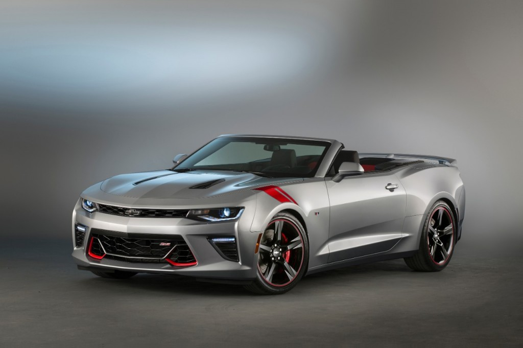 2016 camaro ss black accent package concept