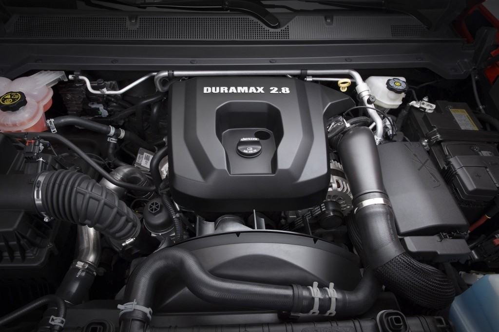 2016 chevy colorado v 6 or duramax diesel