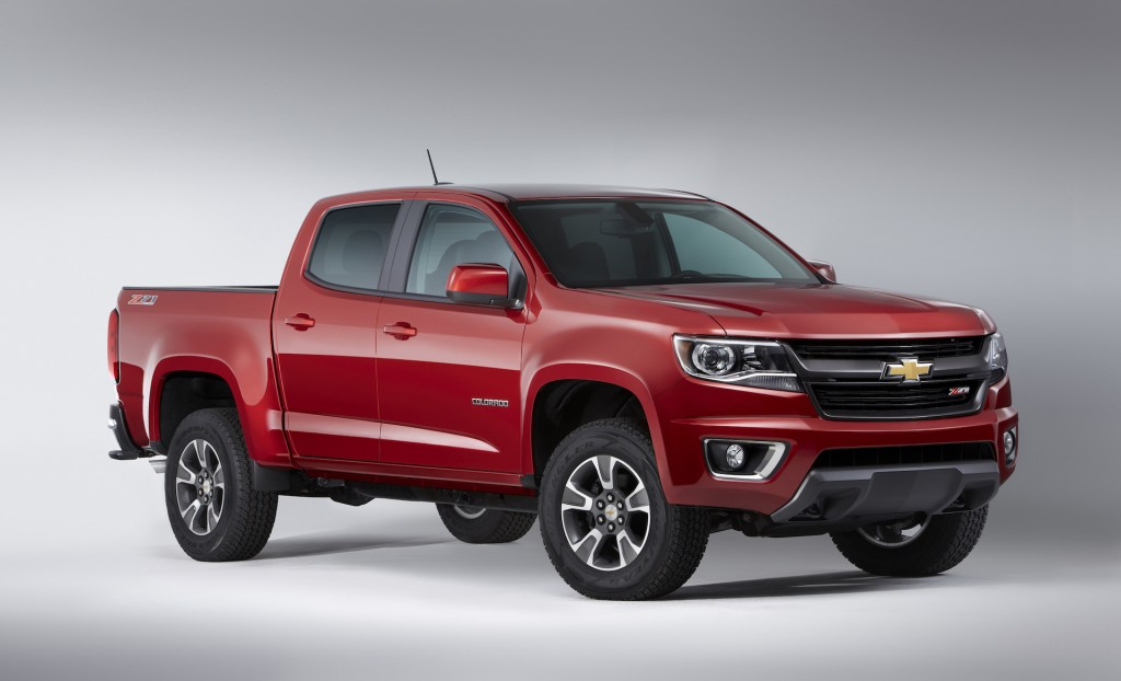 2016 chevrolet colorado diesel first drive page 2 for Chevy colorado diesel motor