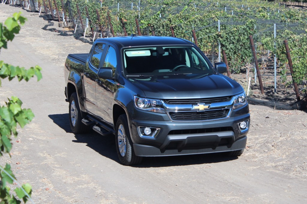2016 chevrolet colorado diesel first drive. Black Bedroom Furniture Sets. Home Design Ideas