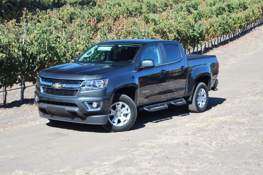 2016 chevrolet colorado diesel first drive. Cars Review. Best American Auto & Cars Review