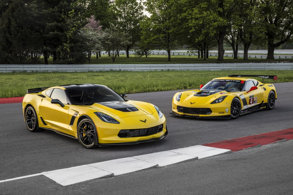 2016 chevy corvette z06 gets minor updates c7 r special edition. Black Bedroom Furniture Sets. Home Design Ideas