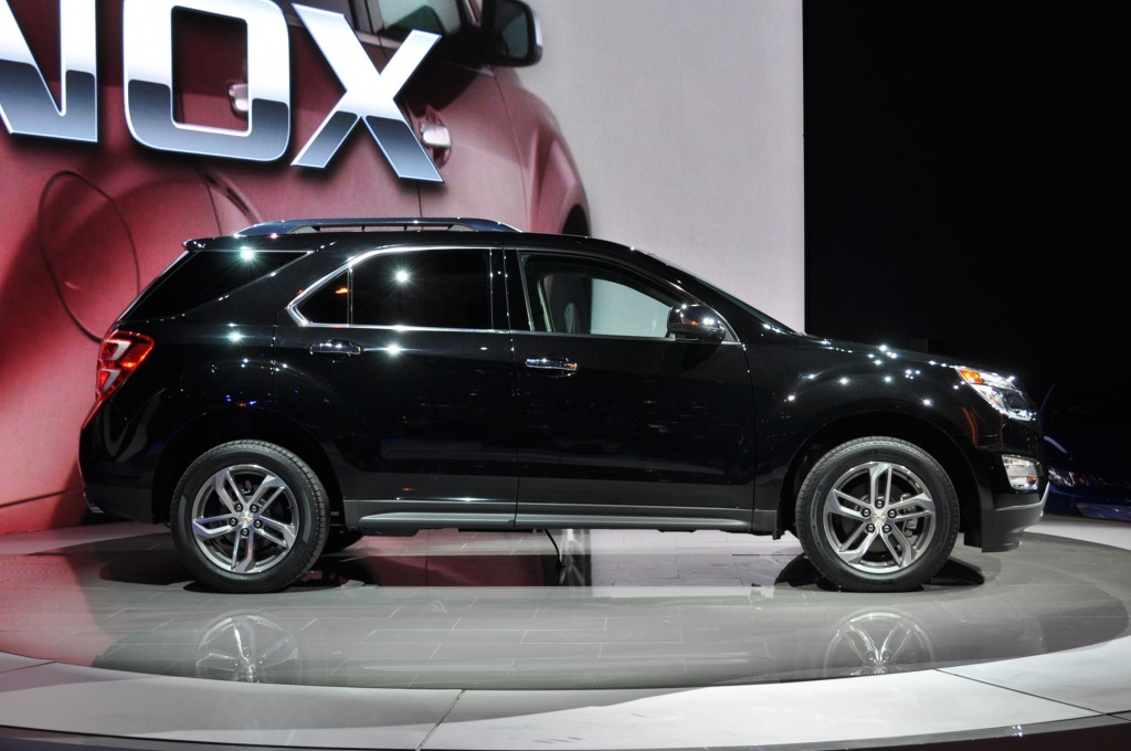 2015 Equinox Spy | Autos Post