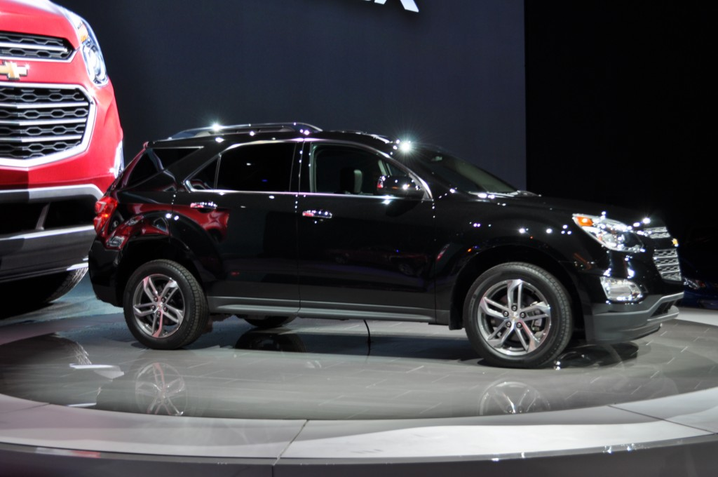 2015 Chevrolet Equinox Chevy Picturesphotos Gallery The