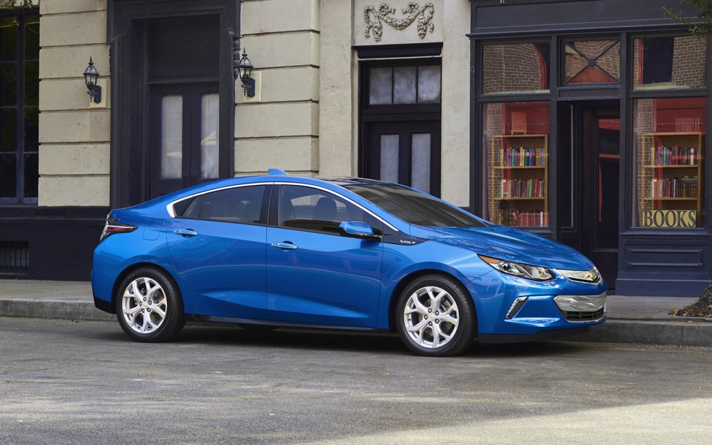 2016 Chevrolet Volt Priced From $33,995, Or $1,175 Lower ...