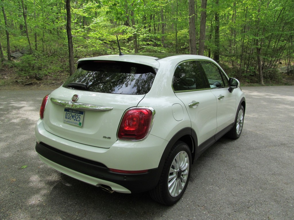 2016 fiat 500x awd quick drive report. Black Bedroom Furniture Sets. Home Design Ideas