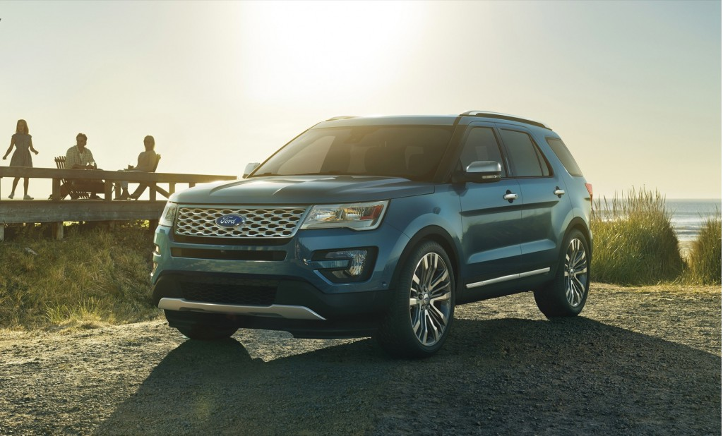 Ford Transit Connect Review 2014 2016 Ford Explorer Pictures/Photos Gallery - Green Car Reports