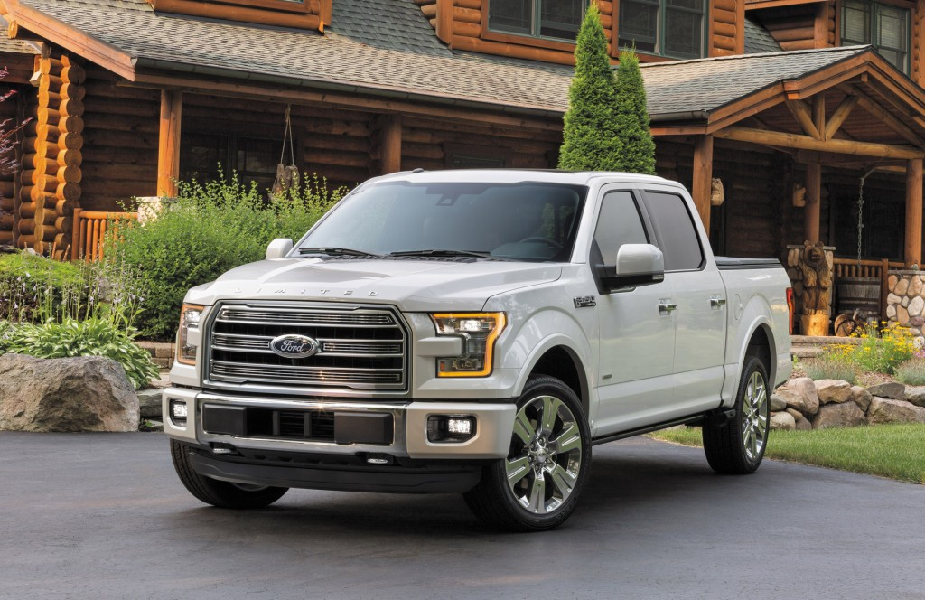 2016 ford f 150 limited ups technology luxury. Black Bedroom Furniture Sets. Home Design Ideas