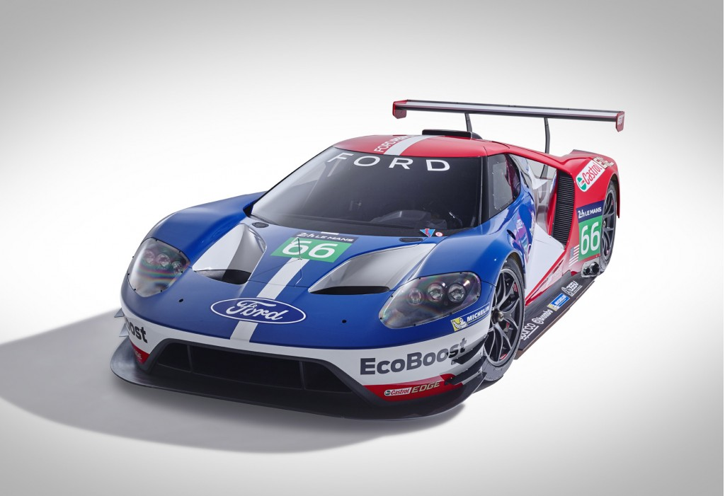 ford returning to le mans in 2016 with gt supercar official. Black Bedroom Furniture Sets. Home Design Ideas