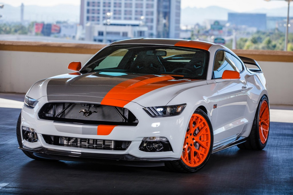 Image 2016 Ford Mustang By Bojix Design 2015 Sema Show