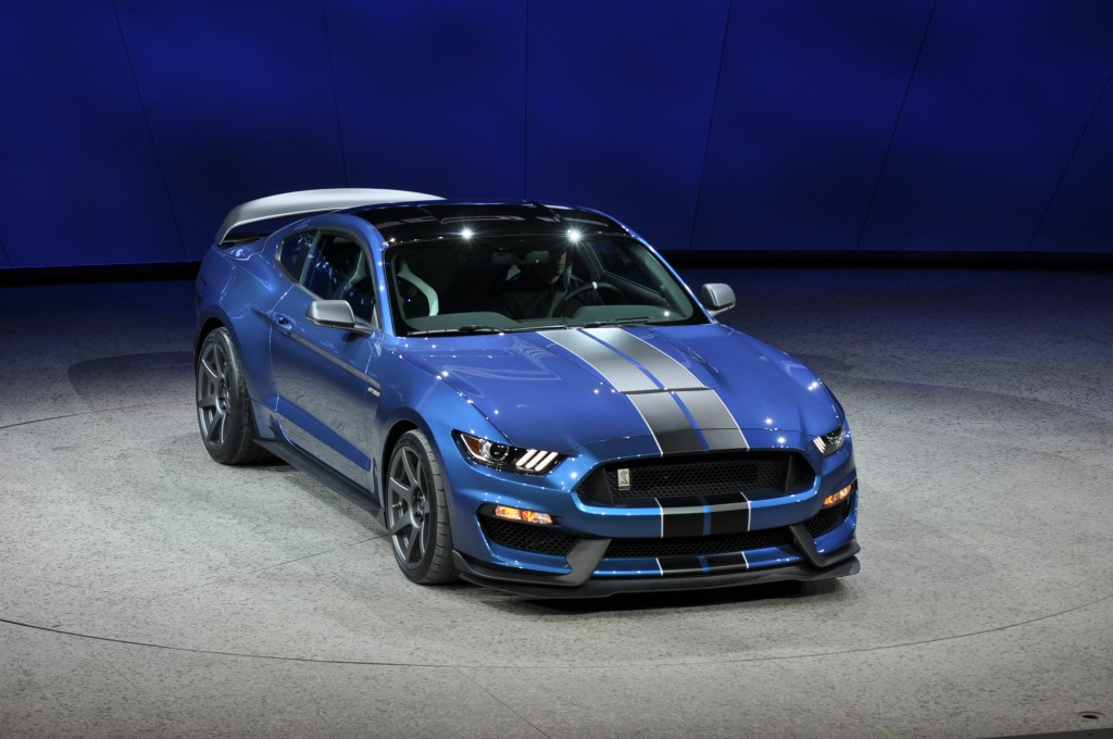 ordering guide for ford mustang shelby gt350 gt350r leaked. Black Bedroom Furniture Sets. Home Design Ideas