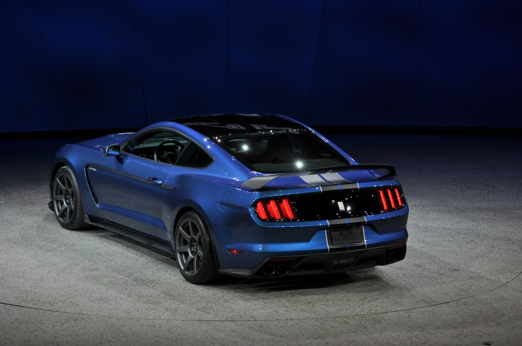 Image: 2016 Ford Mustang Shelby GT350R, 2015 Detroit Auto Show, size ...